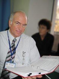 Рон Харрис